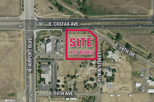 Colfax, Aurora, CO 80011 (MLS #9570220) :: 8z Real Estate