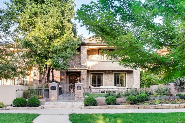 456 Madison Street, Denver, CO 80206 (#9570416) :: The Heyl Group at Keller Williams