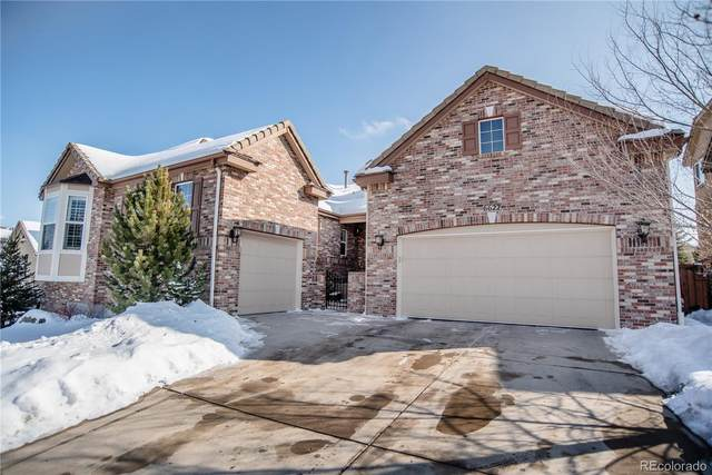 6622 Esmeralda Drive, Castle Rock, CO 80108 (#9570734) :: Wisdom Real Estate