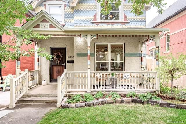 2336 N High Street, Denver, CO 80205 (#9571316) :: The Harling Team @ HomeSmart