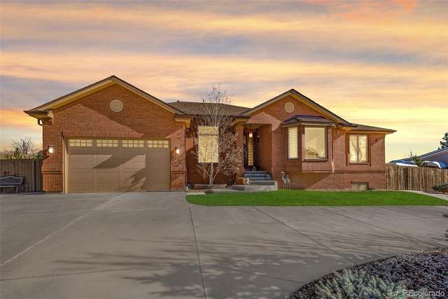 16084 Lomand Circle, Brighton, CO 80602 (#9571435) :: The Gilbert Group