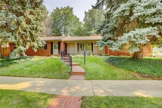 3216 S Clayton Street, Denver, CO 80210 (MLS #9571459) :: Keller Williams Realty