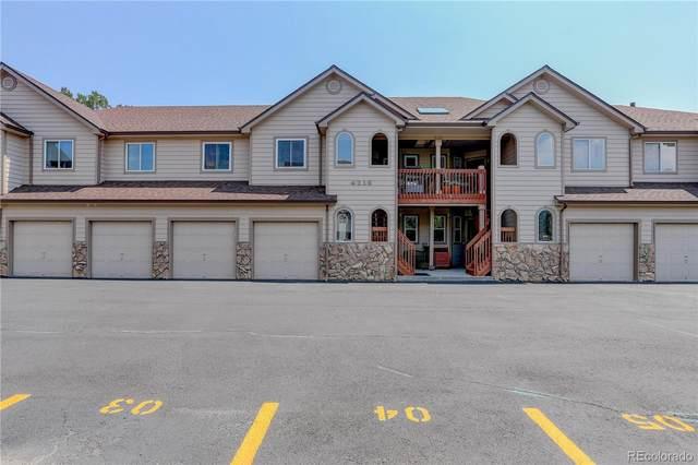 4216 S Eldridge Street #202, Morrison, CO 80465 (MLS #9571595) :: Find Colorado