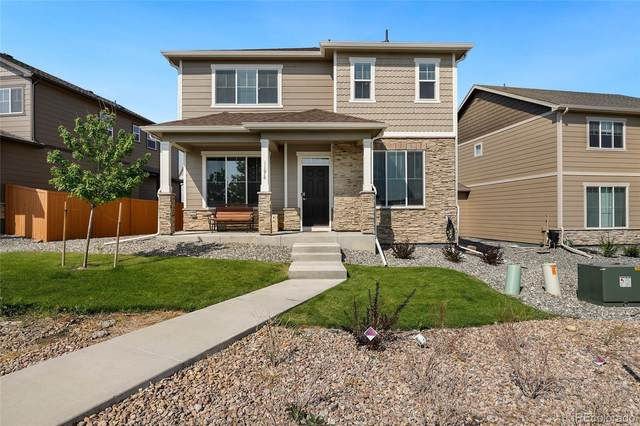 11678 Park South Loop, Parker, CO 80138 (MLS #9572982) :: 8z Real Estate