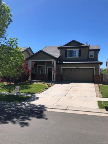 16246 E 99th Place, Commerce City, CO 80022 (#9573140) :: The Heyl Group at Keller Williams