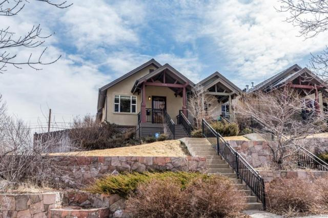 3596 N Madison Street, Denver, CO 80205 (#9573147) :: Wisdom Real Estate