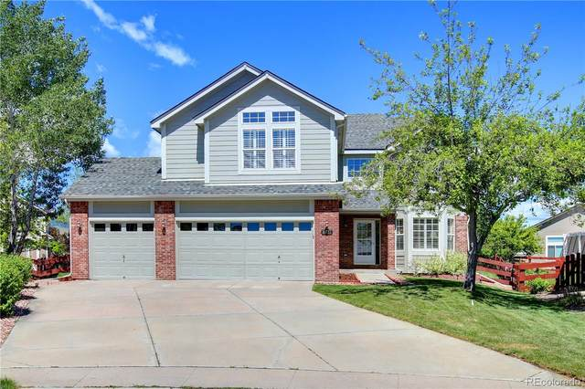 16733 W 61st Place, Arvada, CO 80403 (MLS #9573257) :: Bliss Realty Group