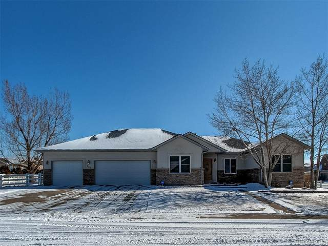 242 S Roland Avenue, Fort Lupton, CO 80621 (#9573497) :: The DeGrood Team
