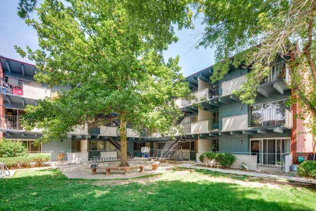 2401 S Gaylord Street #304, Denver, CO 80210 (#9573563) :: The Galo Garrido Group