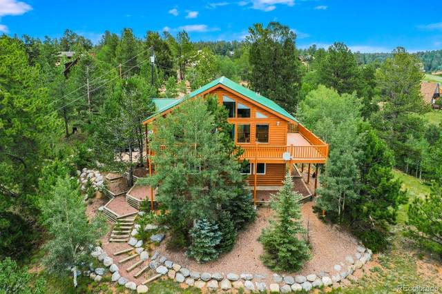 2227 Blue Mesa Drive, Divide, CO 80814 (#9573869) :: Symbio Denver