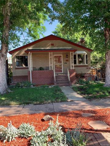 4825 (4823) W 34th Avenue, Denver, CO 80212 (#9573878) :: 5281 Exclusive Homes Realty