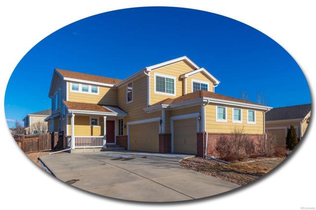 5235 Sagebrush Street, Brighton, CO 80601 (MLS #9574034) :: Kittle Real Estate