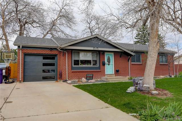 4075 W Monmouth Avenue, Denver, CO 80123 (#9574080) :: Mile High Luxury Real Estate