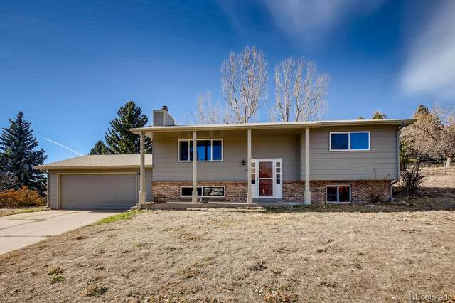 87 Johnson Drive, Castle Rock, CO 80104 (#9574301) :: The DeGrood Team