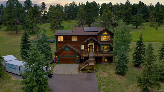 9024 Armadillo Trail, Evergreen, CO 80439 (MLS #9574415) :: Kittle Real Estate