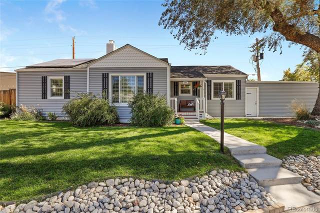 2660 S Clarkson Street, Denver, CO 80210 (#9574526) :: Real Estate Professionals