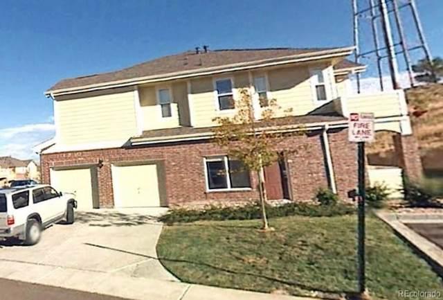 10290 W 55th Lane #103, Arvada, CO 80002 (#9574590) :: The HomeSmiths Team - Keller Williams