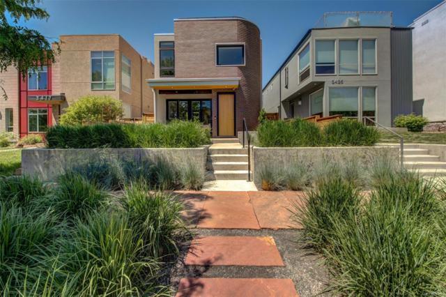 3423 Shoshone Street, Denver, CO 80211 (#9574657) :: Bring Home Denver