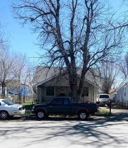 1462 Depew Street, Lakewood, CO 80214 (#9574673) :: The Peak Properties Group