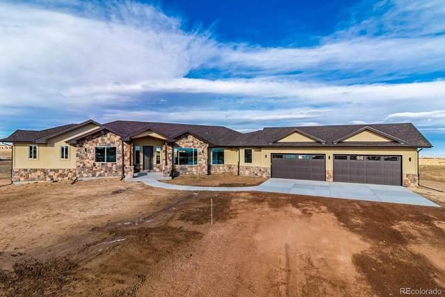 1085 Sage Road, Elizabeth, CO 80107 (MLS #9575050) :: 8z Real Estate