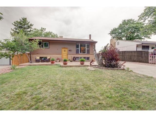 1423 S Teller Street, Lakewood, CO 80232 (MLS #9575257) :: 8z Real Estate