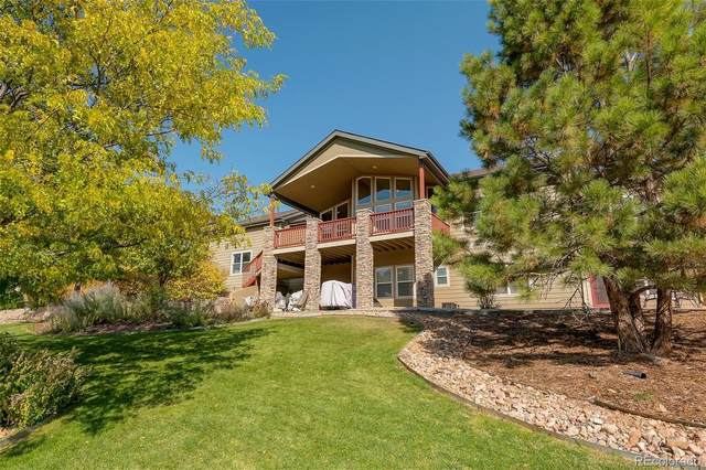 4415 Mohawk Drive, Larkspur, CO 80118 (#9575314) :: My Home Team