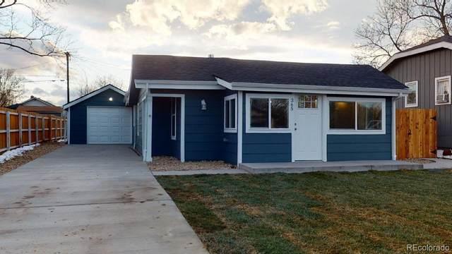 365 Perry Street, Denver, CO 80219 (#9575485) :: Hudson Stonegate Team