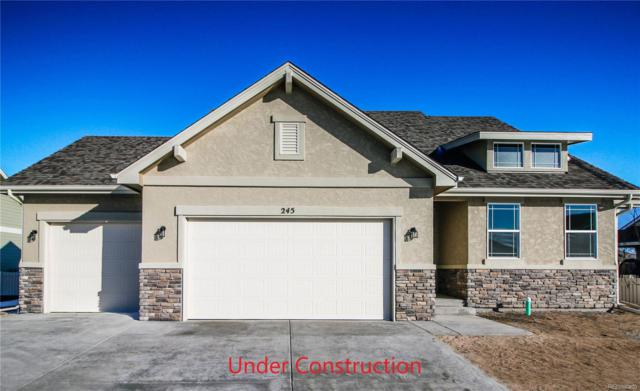 601 Cimarron Trail, Ault, CO 80610 (MLS #9575632) :: Bliss Realty Group