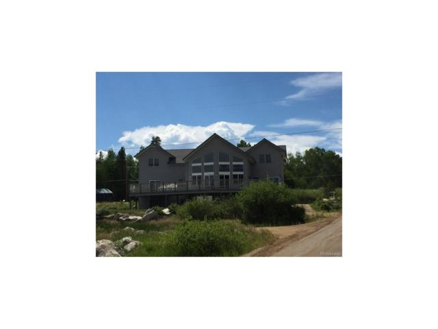 164 County Road 465, Grand Lake, CO 80447 (MLS #9575791) :: 8z Real Estate