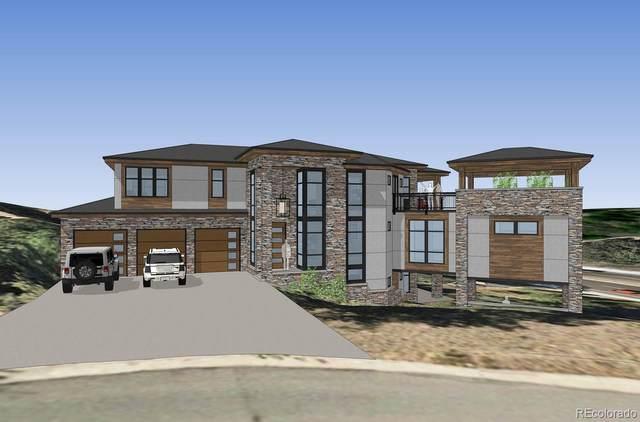 5261 Knobcone Drive, Castle Rock, CO 80108 (MLS #9575984) :: Stephanie Kolesar