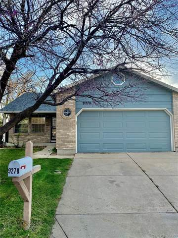 9270 W 94th Place, Westminster, CO 80021 (#9577145) :: The Heyl Group at Keller Williams