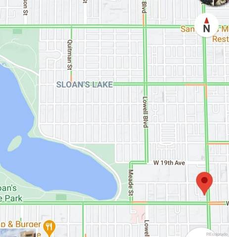 1715 Irving Street, Denver, CO 80204 (#9577211) :: Venterra Real Estate LLC