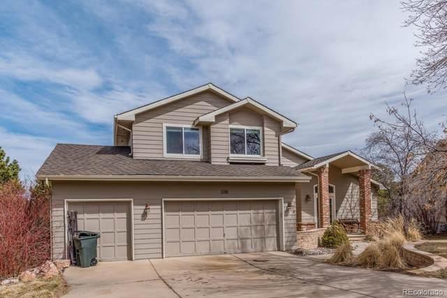 1316 Wildwood Lane, Castle Rock, CO 80104 (#9577460) :: The Peak Properties Group