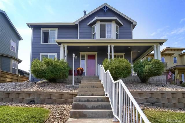 16916 E 106th Avenue, Commerce City, CO 80022 (#9577782) :: Own-Sweethome Team