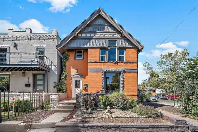 3359 Tejon Street, Denver, CO 80211 (#9577810) :: Symbio Denver
