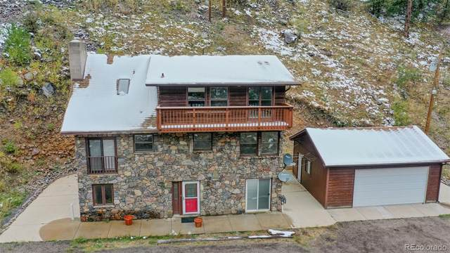 27639 Highway 72, Golden, CO 80403 (#9578002) :: Peak Properties Group