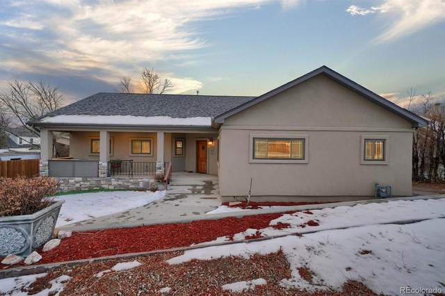 1007 Cheyenne Boulevard, Colorado Springs, CO 80905 (#9578010) :: Re/Max Structure