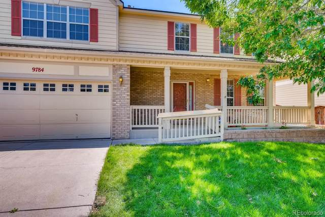 9784 Townsville Circle, Highlands Ranch, CO 80130 (#9578233) :: Peak Properties Group