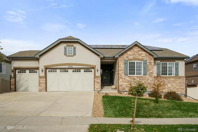 17865 Triple Crown Street, Parker, CO 80134 (#9578309) :: Chateaux Realty Group