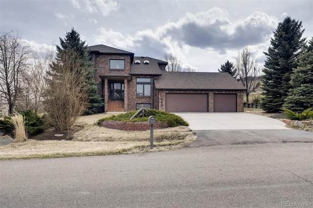 16838 W 55th Drive, Golden, CO 80403 (#9578586) :: The DeGrood Team