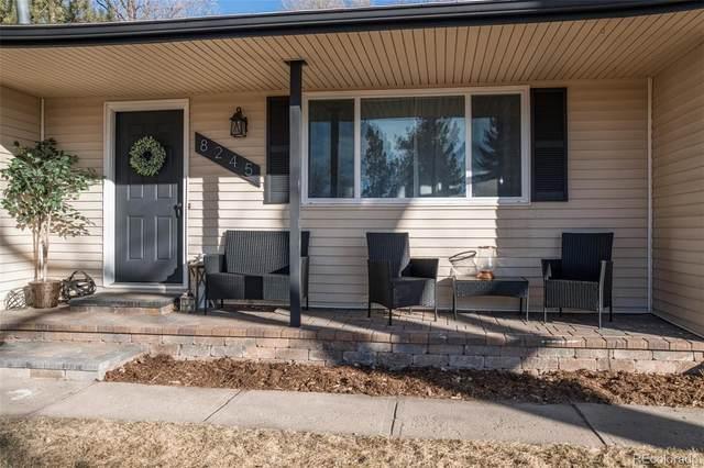 8245 W Meadow Drive, Littleton, CO 80128 (#9578617) :: iHomes Colorado