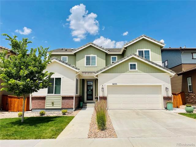 14225 Mosaic Drive, Parker, CO 80134 (#9579576) :: The Colorado Foothills Team | Berkshire Hathaway Elevated Living Real Estate