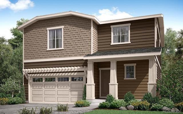 3484 Goldfield Way, Castle Rock, CO 80109 (#9580252) :: The Peak Properties Group
