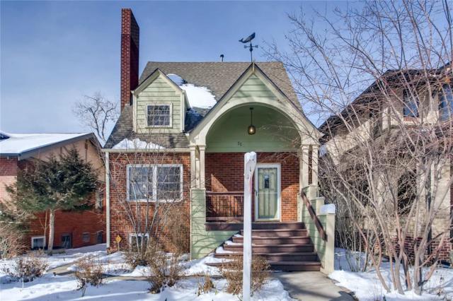 551 S Race Street, Denver, CO 80209 (#9580390) :: Mile High Luxury Real Estate