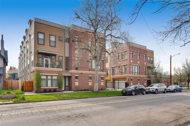 2133 N Downing Street, Denver, CO 80205 (MLS #9580744) :: 8z Real Estate