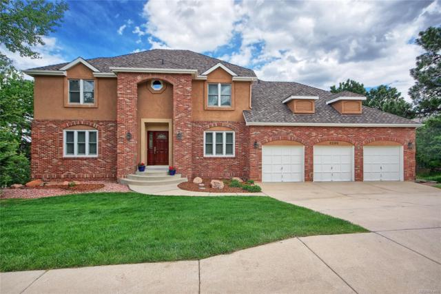 2230 Cape Pine Way, Colorado Springs, CO 80919 (#9580763) :: Structure CO Group