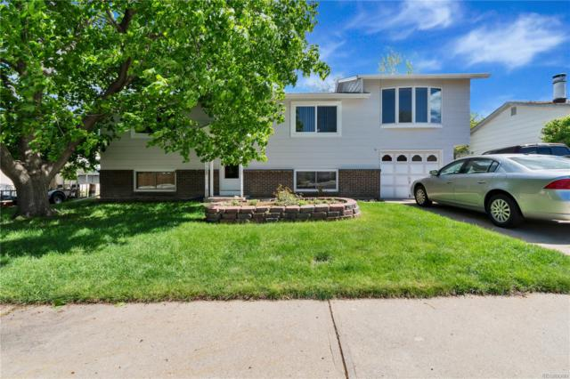 19014 W 61st Place, Golden, CO 80403 (#9580858) :: My Home Team