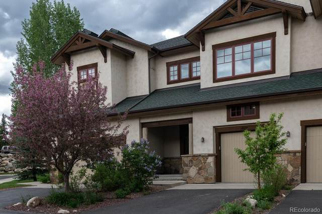 1412 Flattop Circle, Steamboat Springs, CO 80487 (#9581110) :: James Crocker Team