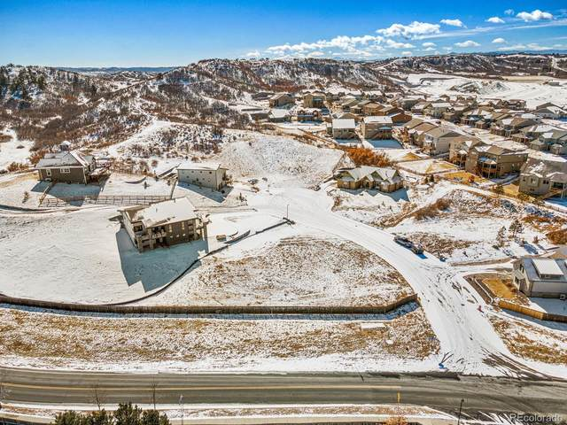 594 Granger Court, Castle Rock, CO 80109 (#9581337) :: HomeSmart