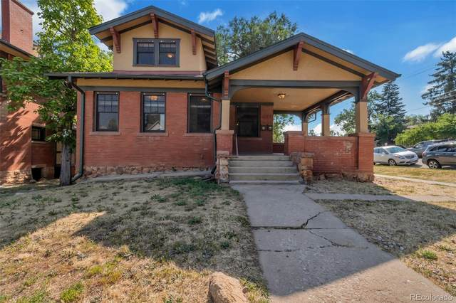 1100 10th Street, Boulder, CO 80302 (#9581377) :: Compass Colorado Realty